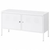 ИКЕА ПС Шкаф, белый, 119x63 см