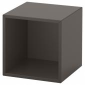 ЭКЕТ Шкаф,темно-серый