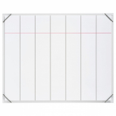 СТЕНСХУЛЬТ Доска для записей, прозрачный, 42x52 см